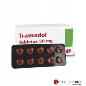 Tramadol  50mg Tableta Caja x 100
